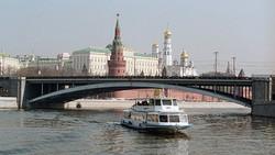 Навигация по Москве-реке откроется 15 апреля