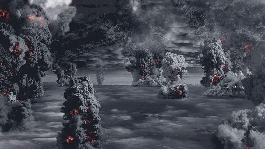 Дремлющие гиганты: самые большие и опасные вулканы