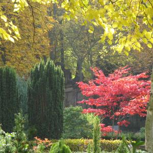 Осень в Берлине.