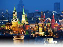 Москва - самый популярный у туристов город РФ в 2015 году