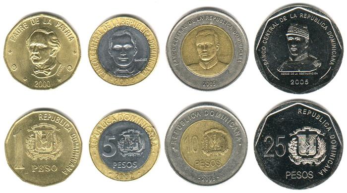 Монеты доминиканской республики редкие монеты 2014 года