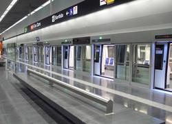 В аэропорту Барселоны открывается станция метро