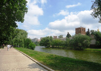 Новодевичий монастырь и его кладбище