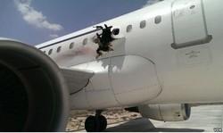На борту самолёта в Сомали взорвалась бомба