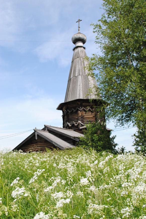 Успенская церковь (1720 г.)