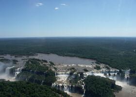 Вокруг Аргентины за 28 дней. Часть 4: Водопады Игуасу, водопады Мокона, Якутинга Лодж.