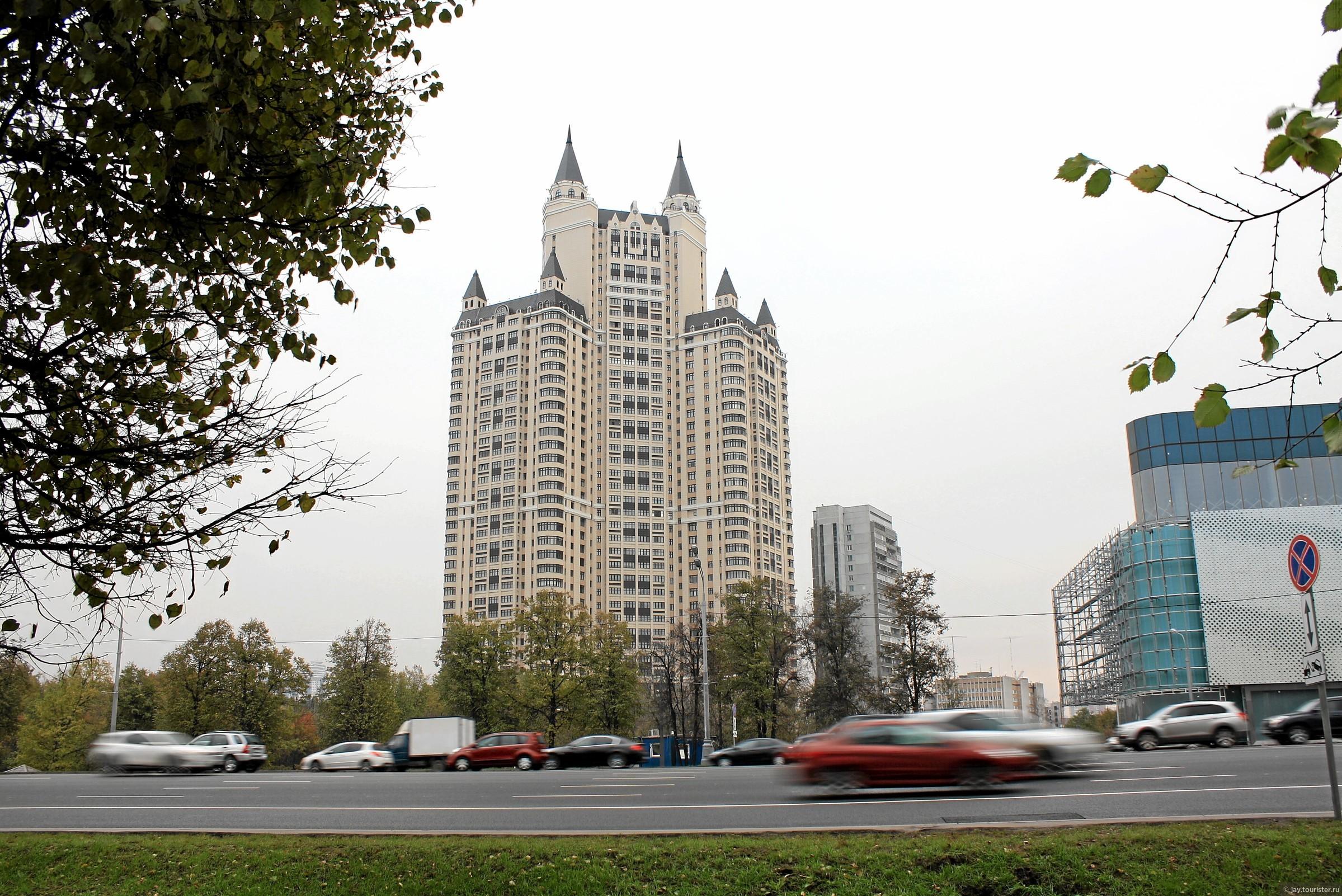 новостройки москвы на давыдковской фото