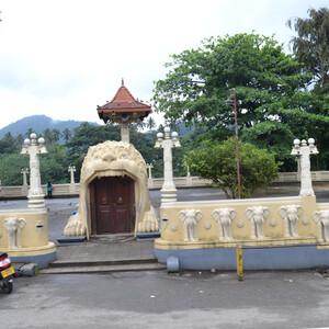 Канди-древняя столица Шри-Ланки.