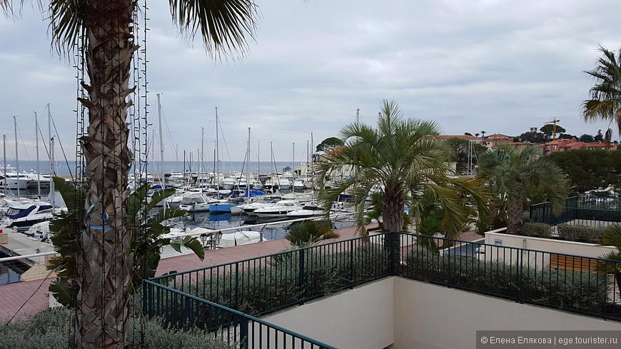 Порт Сен-Жан-Кап-Ферра