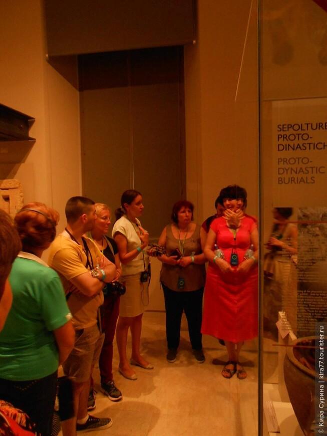 Великий Египетский музей в Турине.