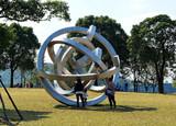 Шанхай. Sculpture Park