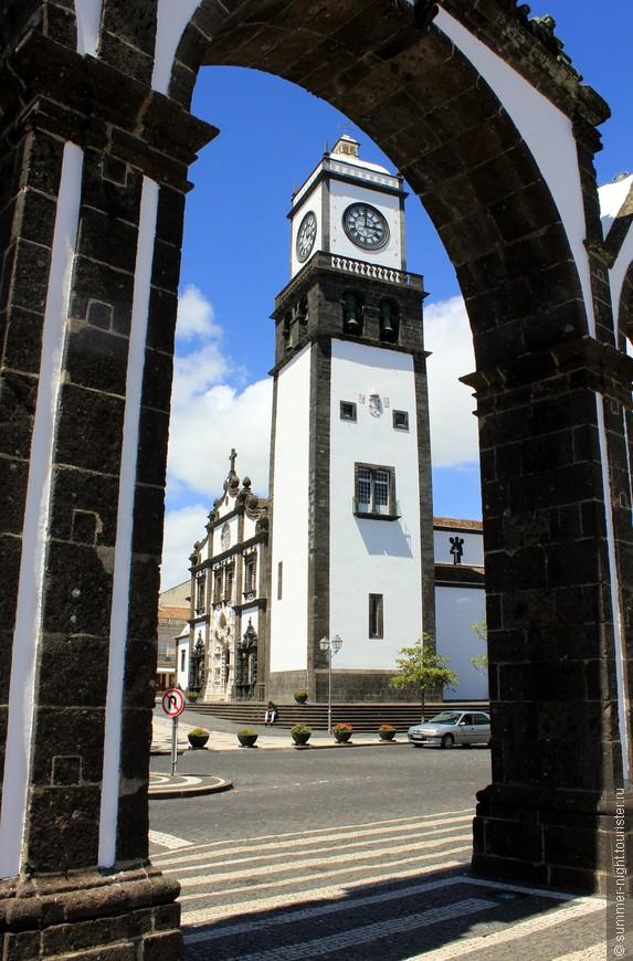 Praça de Gonçalo Velho Ponta Delgada, Açores