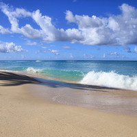 Нет, пляжи на Барбадосе, конечно, есть! Да какие пляжи!!! Уйти от них добровольно самый настоящий подвиг. Но любопытство толкало вперед, за что я ему очень благодарна...