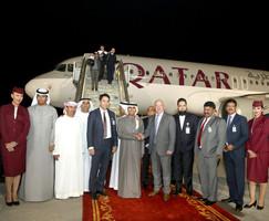 Новый рейс Qatar Airways из Москвы в Рас-Аль-Хайму