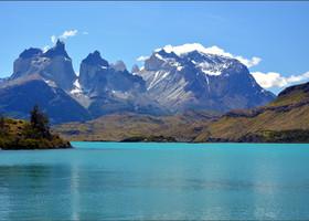 Парк Торрес-дель-Пайне