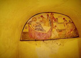 Пещерные монастыри Придонья. Белогорье.