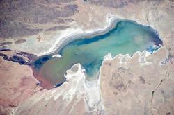 В Боливии исчезло озеро Поопо