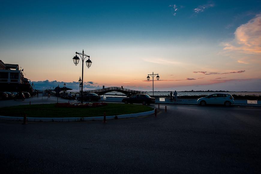 центр города Лефкаса