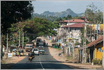 Где находится Шри-Ланка 🚩 это где находится 🚩 Места отдыха