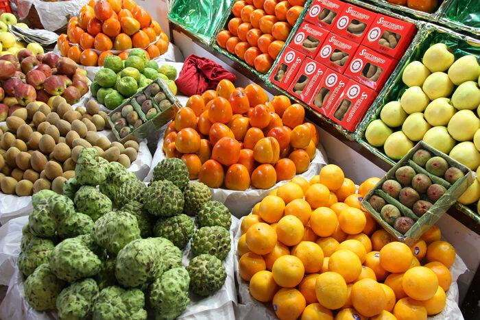 Гибридные фрукты - интересная подборка