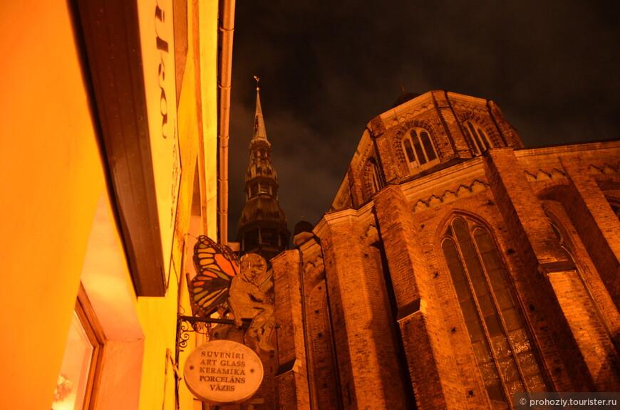 Церковь Святого Петра.