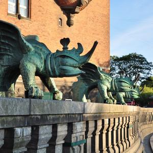 Копенгаген и парк Тиволи