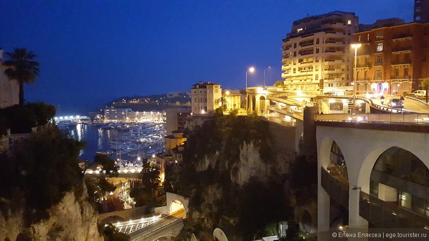 Это мы снимали недалеко от вокзала Монако