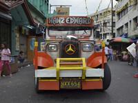 Джипни в Маниле