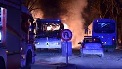 Взрыв в Анкаре: 28 погибших
