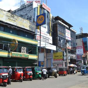 Шри-Ланка.Форт и городок Галле.