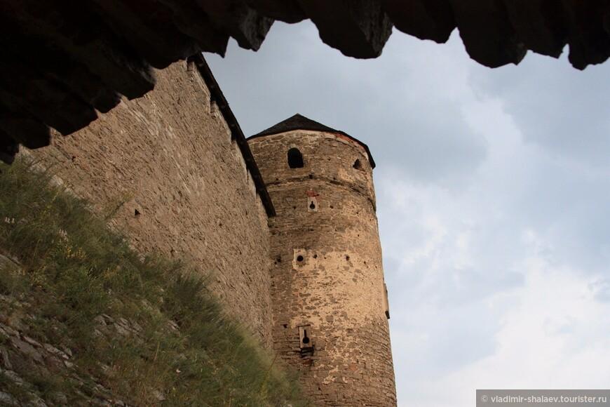 Папская башня (Кармалюка)