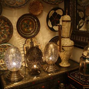 Фес. Лица и ремесла Марокко