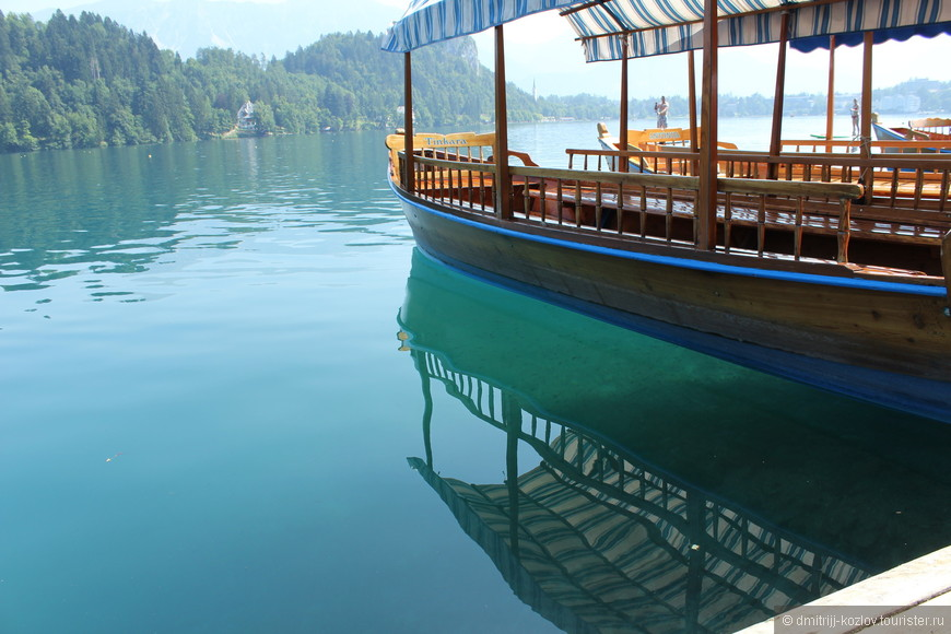 Плетна-местный водный транспорт
