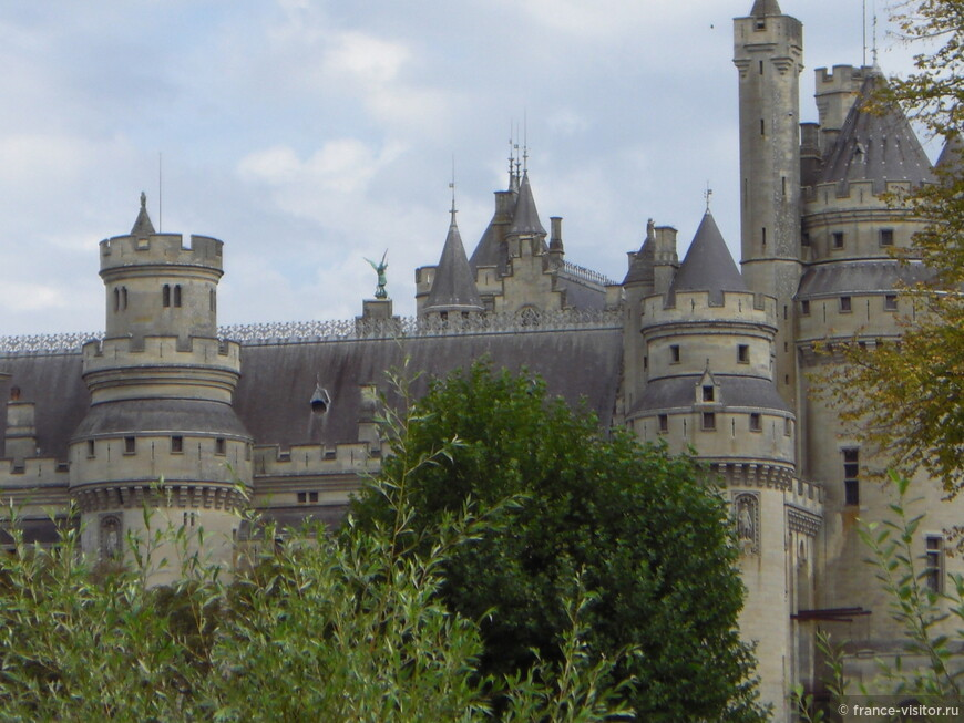 Замок Пьеррфон