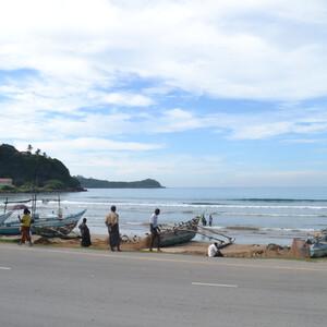 Шри-Ланка.г.Матара и маяк в п.Дондра