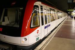 Городской транспорт Барселоны бастует