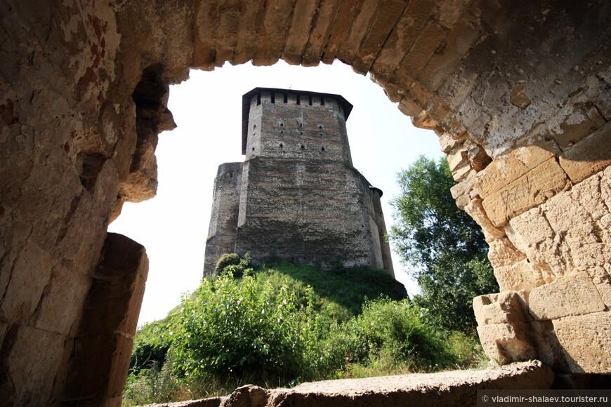 Северная башня.