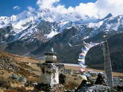 Самолет Twin Otter с туристами пропал в горах Непала