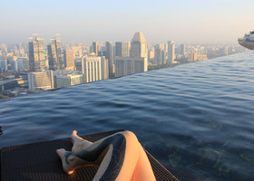 Infinity Pool by Marina Bay Sands 5*