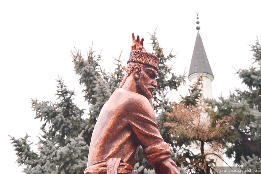 Память прославленному крымско- татарскому поэту Ашику Умеру.