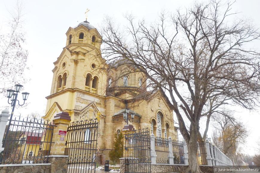 Храм Святого Илии (Храм Святого Ильи-пророка) — греческая церковь , освящённая во имя святого пророка Илии.