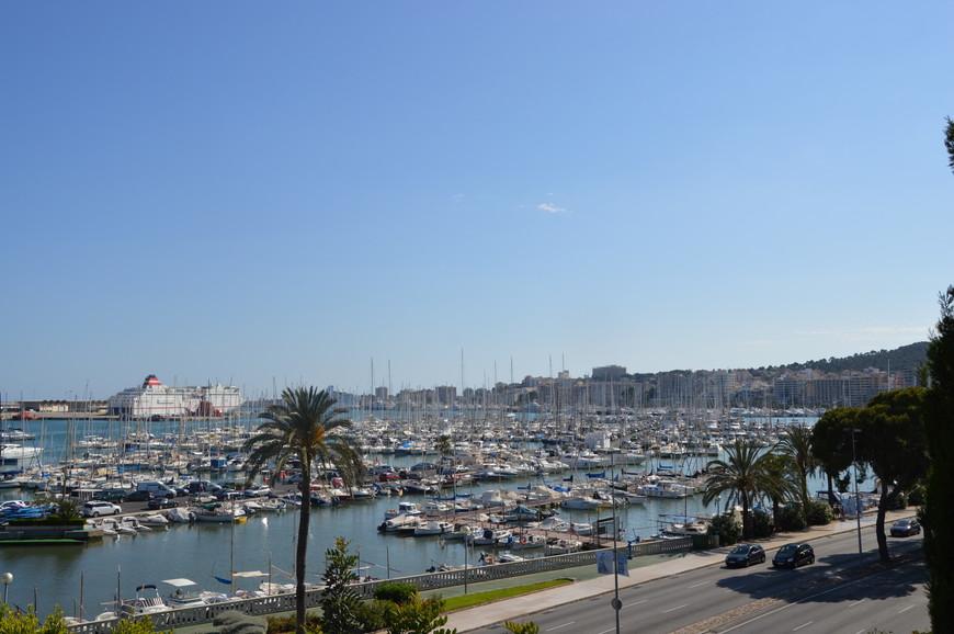 Порт Пальмы-де-Майорка.