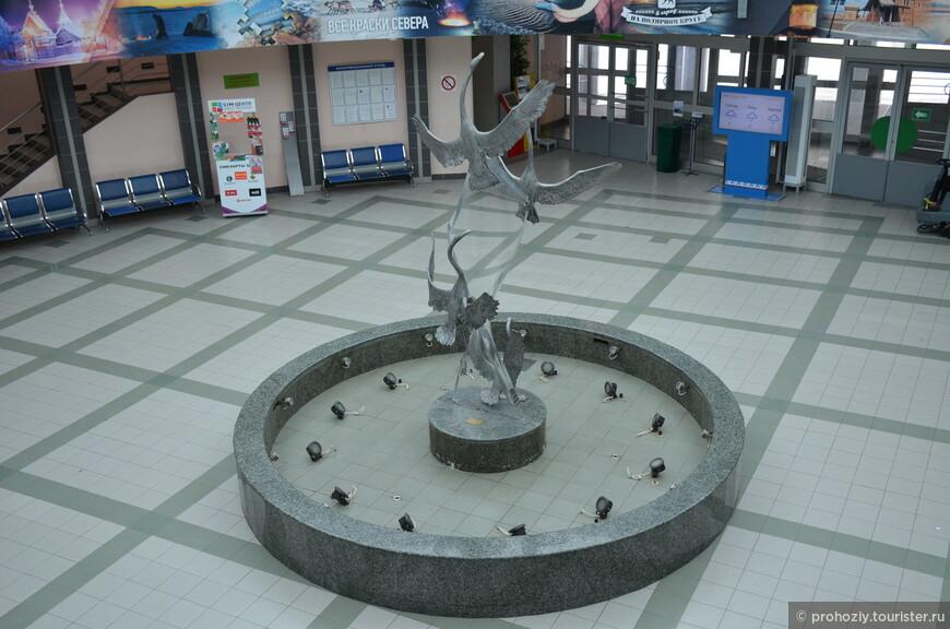 И в аэропорту тебя встретят танцующие птицы.