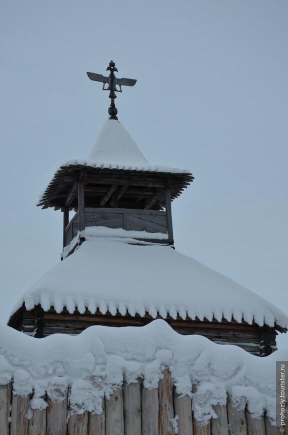 Обдорский острог - первое русское поселение на севере Сибири, которое со временем превратилось в современный город Салехард.
