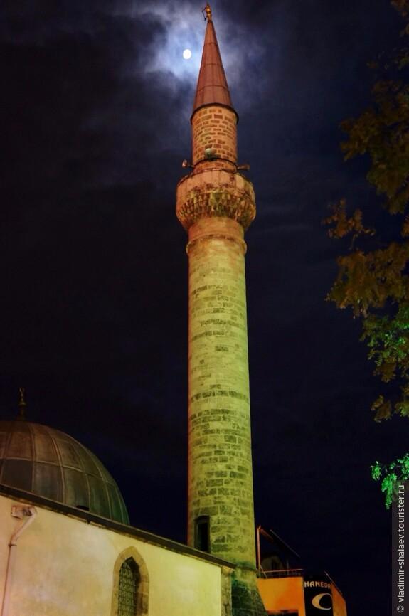 Мечеть Текели Мехмет Паши.