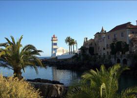 Кашкайш — курорт Лиссабонской Ривьеры