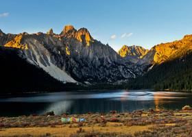 озеро - цопу