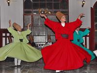 Танцующие дервиши...