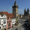 Первое знакомство. Правый берег Влтавы - Старый город, Новый город. Староместская ратуша. Экскурсии с частным индивидуальным гидом по Праге.