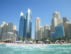 В Дубае построят торговый город
